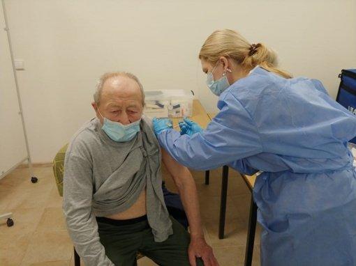 Vakcinacijai kviečiami Krokialaukio ir Miroslavo seniūnijų gyventojai
