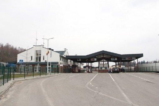 Medininkų pasieniečiai į Lietuvą neįleido suklastotą vairuotojo pažymėjimą turėjusio azerbaidžaniečio