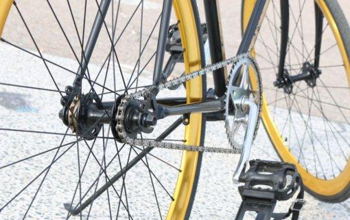 Sostinės policija perspėja saugotis dviračių vagių