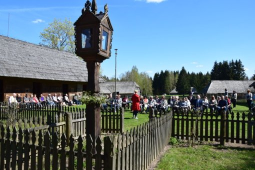 Tęsti tradicijas kviečia Žemaitijos kaimo muziejus