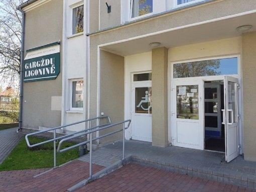 Gargždų ligoninės durys atviros: pacientai kviečiami konsultuotis ir gydytis