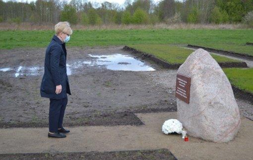 Macikų karo belaisvių kapavietė mirksta vandenyje? Etikos komisija pradeda tyrimą