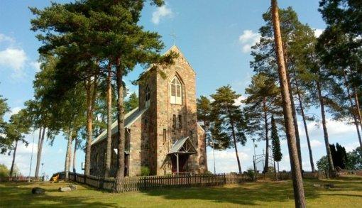 Kultūros paveldo ir sakraliniams pastatams Molėtų rajone tvarkyti skirta 15 000 eurų