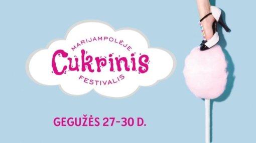 """""""Cukrinis festivalis 2021"""" – kultūros, meno ir sporto renginiai aikštėse, parkuose, kiemuose ir miesteliuose, sveikinimai iš dangaus"""