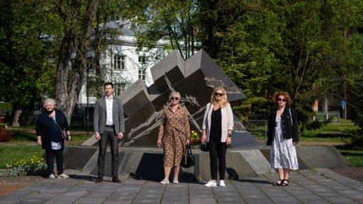 Marijampolėje paminėta Partizanų pagerbimo, kariuomenės ir visuomenės vienybės diena