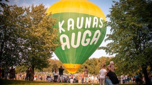 Gimtadienį pasitinkantis Kaunas ruošia šventinį rūbą: laukia ryški spalvų ir garsų fiesta