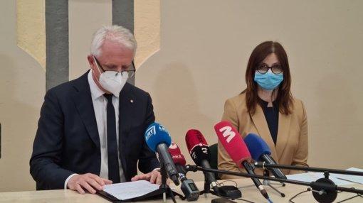 """Šiaulių ligoninės vadovas R. Mažeika: """"Įstaigoje yra psichologinės įtampos ir emocinių problemų"""" (PAPILDYTA)"""