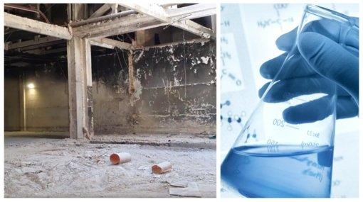 """""""Stamita"""" – vėl aplinkosaugininkų akiratyje dėl asbesto turinčių atliekų"""