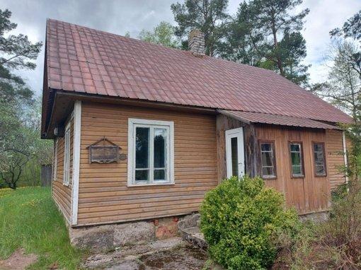 J. Reitelaičio memorialinį muziejų atnaujinti ketina pati Krikštonių kaimo bendruomenė