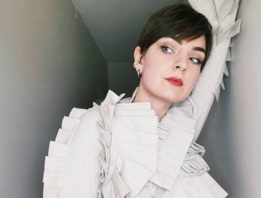 """Dizainerė Rūta Kriaučiūnaitė: """"Manau, kad visur galima atrasti tokį balansą, kuris leistų mums būti savimi ir džiaugtis gyvenimu"""""""