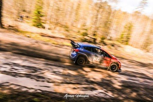 """Šį savaitgalį – """"Rally Cup Ignalina"""""""