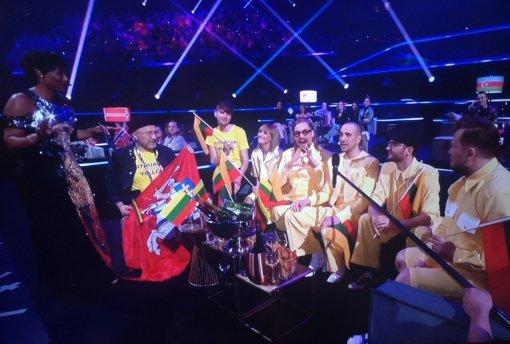 Geltonoji Lietuvos viltis: ar keliausime į Eurovizijos finalą?