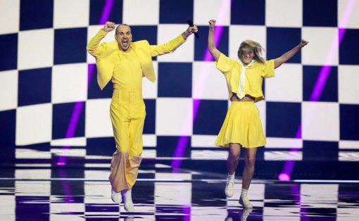 """Laimingas bilietas ištrauktas: Lietuva su """"The Roop"""" keliauja į Eurovizijos finalą"""