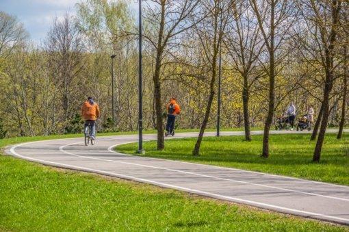 Panevėžyje bus modernizuojamas pėsčiųjų ir dviračių takas link Berčiūnų