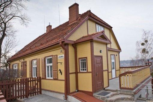 Duris trumpam atvėrė restauruoti J. Zikaro namai – muziejus