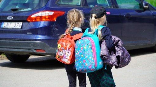 Pernai mokyklos nelankė daugiau kaip 17 tūkst. vaikų, 2 tūkst. vaikų nelankymo priežastys nežinomos