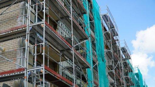 Siūloma nustatyti lengvatinį 9 proc. PVM tarifą daugiabučių pastatų renovacijai