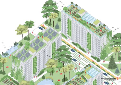 Į žaliosios infrastruktūros projektą atrinktos trys savivaldybės