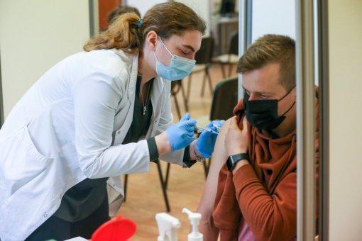 G. Nausėda apie vakcinavimo procesą Lietuvoje: lieka neatsakytų svarbių klausimų