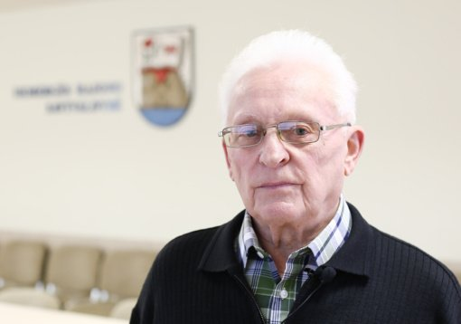 Anapilin iškeliavo buvęs Ukmergės meras Antanas Dambrauskas