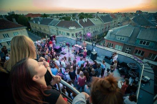 """Jaunieji kūrėjai ir scenos profesionalai susitiks muzikos festivalyje """"Šiauliai gyvai 2021"""""""