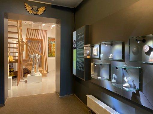 Lankytojus kviečia Angelų muziejus Anykščiuose