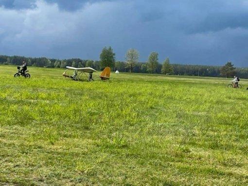 Jaunieji Paluknio pilotai pradeda aviacijos sezoną