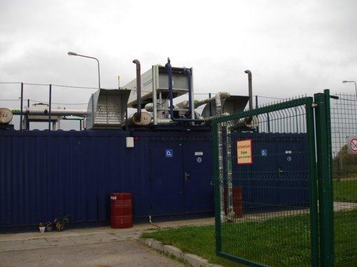 Elektros iš atliekų Marijampolės sąvartyne pagaminama vis mažiau