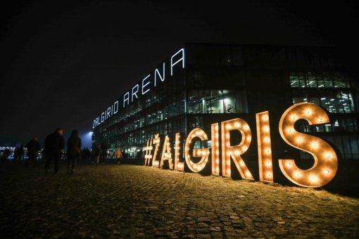 Vyriausybė leido olimpinę krepšinio atranką Kauno arenoje stebėti daugiau žmonių