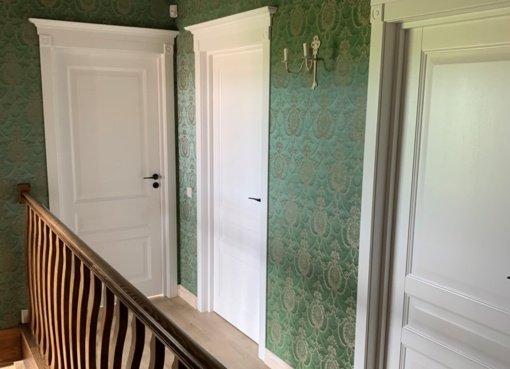 Durys – interjero akcentas: suteikite namams išskirtinumo