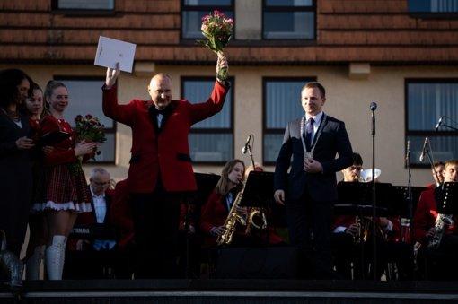 Marijampolės pučiamųjų orkestras švenčia 20-mečio jubiliejų