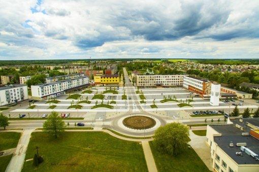 Akmenės savivaldybė ketina stabdyti bendradarbiavimą su Baltarusijos Rečicos rajonu