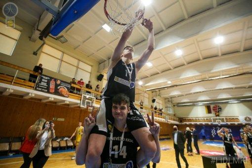Panevėžiečiai - U19 čempionai