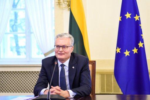 Prezidentas su pasaulio lietuvių bendruomenių vadovais aptars pilietybės išsaugojimą