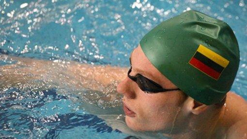 Anykščių plaukikai dalyvavo Lietuvos čempionate Klaipėdoje