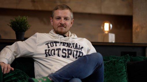Paulius Ambrazevičius – apie seksualiausią futbolininką, E. Jankausko skolą ir futbolo žiūrėjimą su žmona