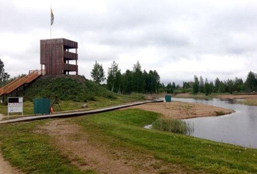 Paplūdimiuose laukiama poilsiautojų, Eibariškių parko tvenkinio ir Arimaičių ežero paplūdimiuose vandens kokybė gera