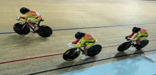Europos dviračių treko čempionatas gali vykti ir Panevėžyje