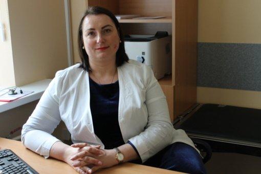 Nauja šeimos gydytoja kviečia kėdainiečius registruotis ir tapti jos pacientais