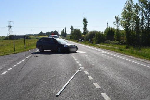 Alytaus policija prašo atsiliepti eismo įvykio liudytojus