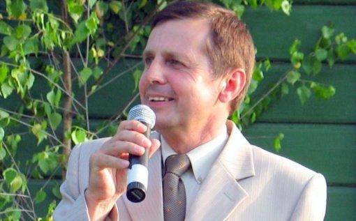 2021-ųjų Anykščių garbės pilietis – Antanas Verbickas
