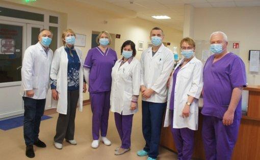 Įveikę pandemijos iššūkius nefrologai-toksikologai imasi naujovių