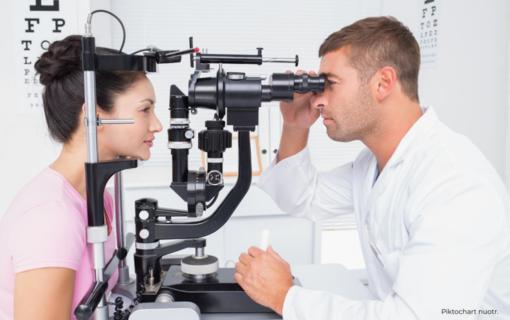 Sutrikus regėjimui verta pasidomėti ligonių kasų apmokamomis paslaugomis