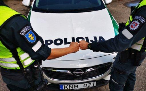 Žaibiškai reagavę pareigūnai išgelbėjo jonaviškę, ketinusią žengti lemtingą žingsnį