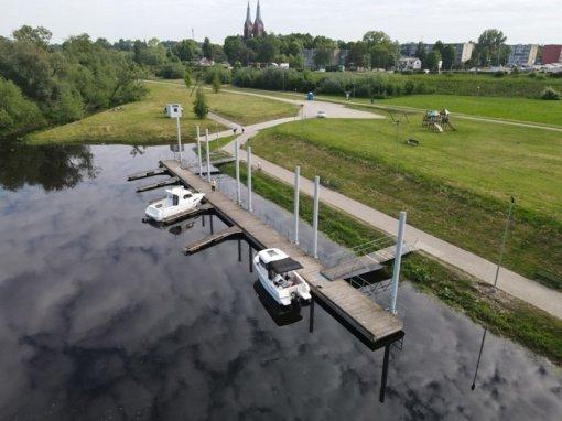 Lietuvos laivyno 100-metis bus paminėtas Jurbarke – pirmajame Lietuvos jūrų uoste