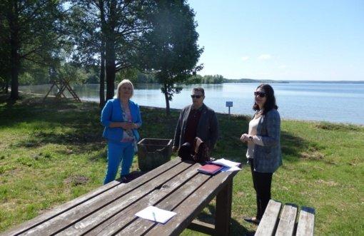 Patikrinta Vilkaviškio rajono oficialių maudyklų būklė