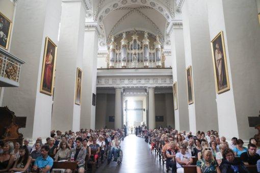 L. Stuokos-Gucevičiaus katedros 220 metų sukakčiai – įvairių epochų vargonų muzikos koncertai
