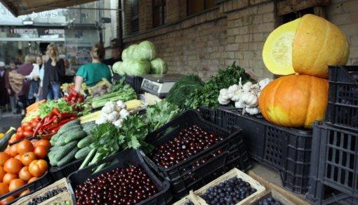Mobilusis ūkininkų turgelis pradės veikti ir Panevėžyje
