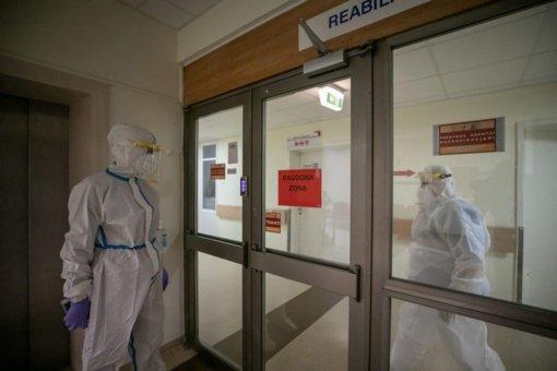 Vilniuje uždaromas vakcinavimo centras savivaldybėje, laikinasis COVID-19 skyrius VMKL