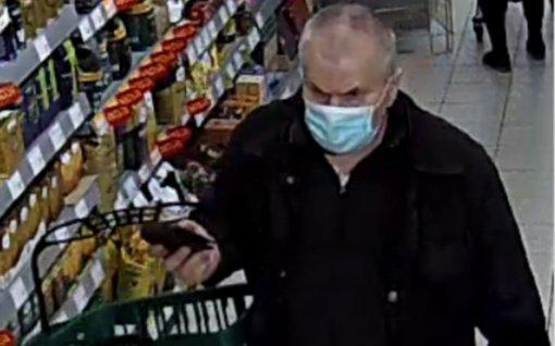 Alytuje ieškomas tris kartus už prekes nesumokėjęs vyras